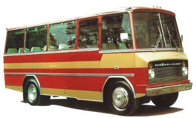 1966 Van Hool Carey NY