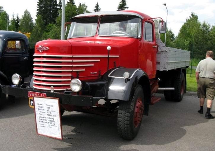 1966 Vanaja 1966 Finland