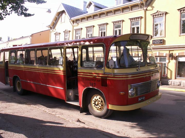 1966 Volvo B635 Wiima M63 vm.