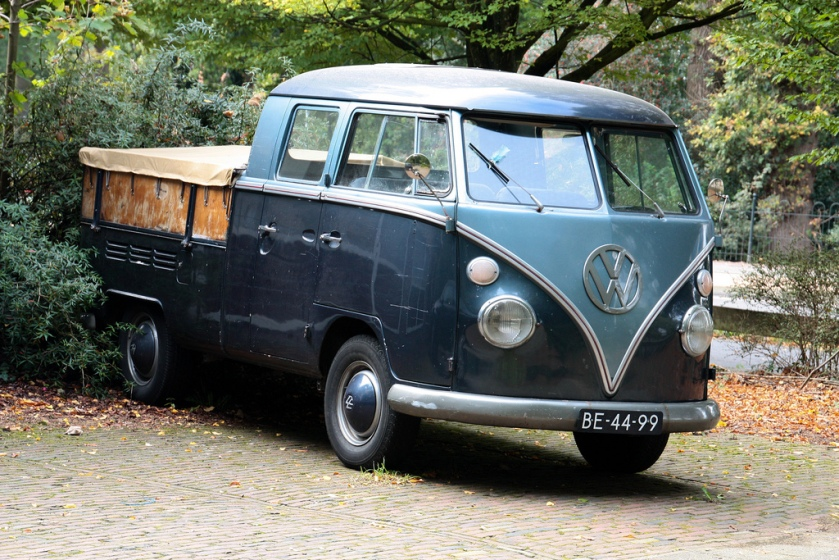 1966 VW Transporter T1 Pickup BE-44-99