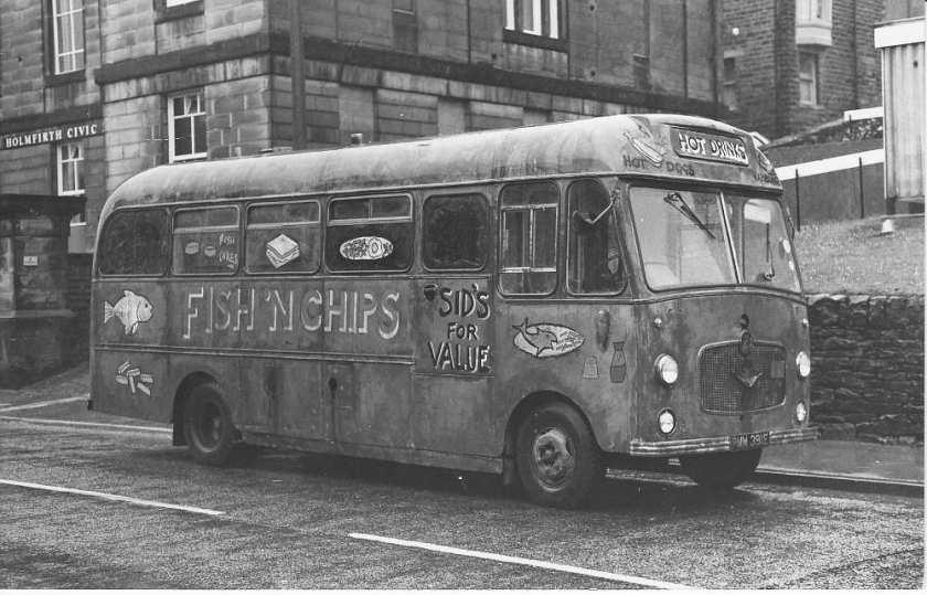 1967 Bedfod VAS2 with Duple (Midland) B30F bodywork