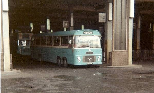 1967 Bedford VAL70 with Willowbrook body B56F