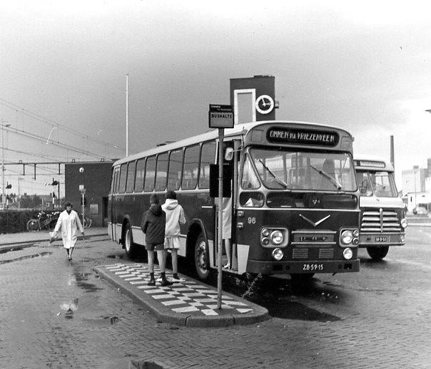 1967 DAF Verheul TET 96 Almelo