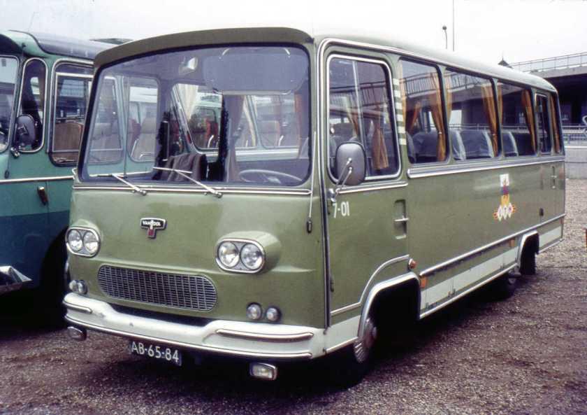 1967 Van Hool LTM 7