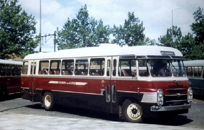 1967 Volvo 74 kleur