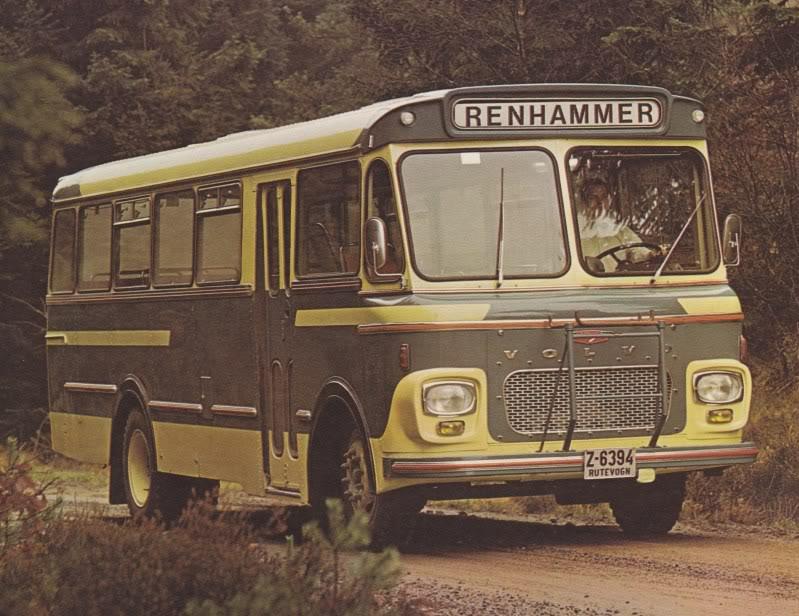 1967 Volvo B54-VBK karosseri