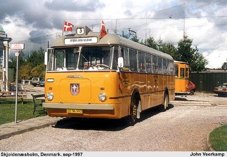 1967 Volvo -Nordisk Bus
