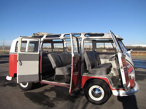 1967 VW Bus Samba (Bulli) 4cyl boxer a