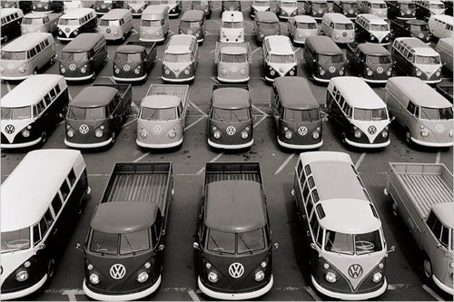 1967 VW Bus Samba (Bulli) 4cyl boxer d