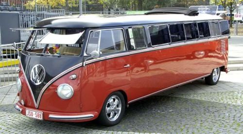 1967 VW Bus Samba (Bulli) 4cyl boxer e Limo