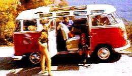 1967 VW Bus Samba (Bulli) 4cyl boxer