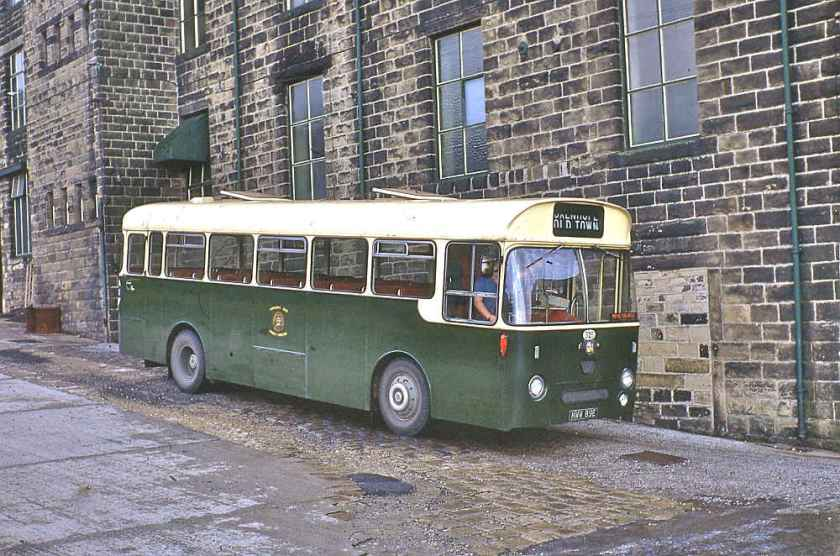 1967 Willowbrook B45F-bodied Leyland Leopard