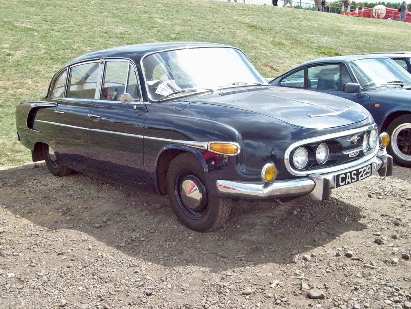 1968-75 Tatra 2 603 II Engine 2474 cc V8