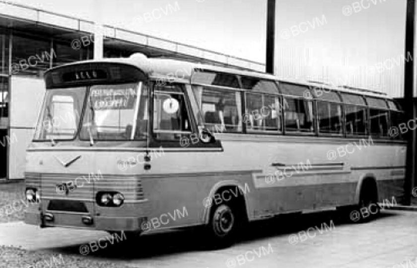 1968 ACLO (AEC)-Verheul Peru Lima