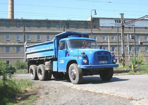 1968 TATRA 6x4 hl