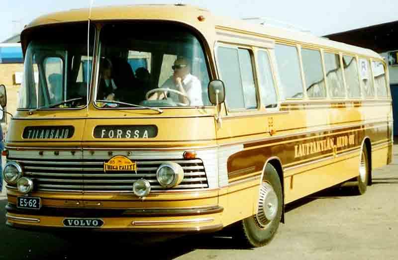 1968 Volvo B58 Bus