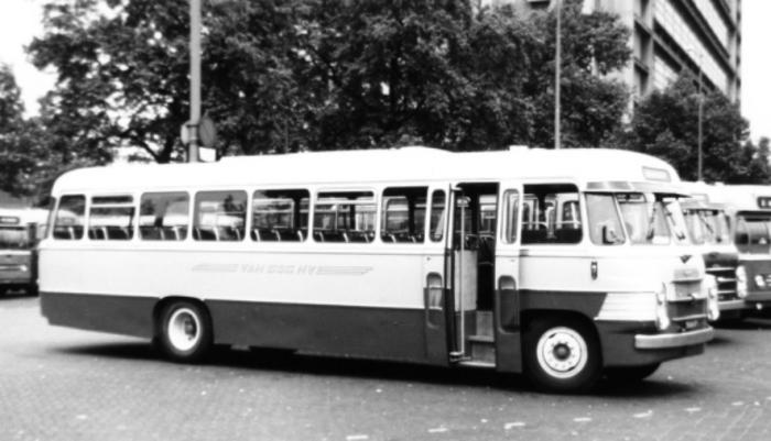 1968 Volvo van gog70
