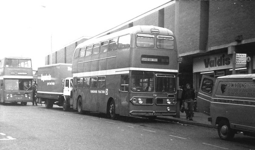 1969 Leyland Atlantean PDR1A-1 with Willowbrook body