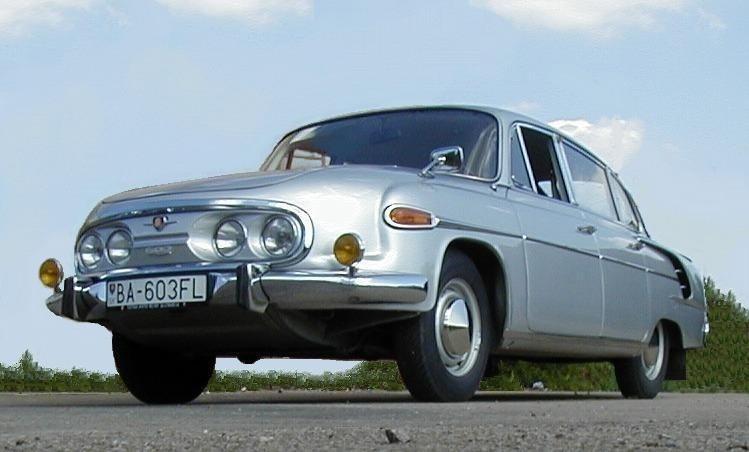 1969 Tatra 2 603