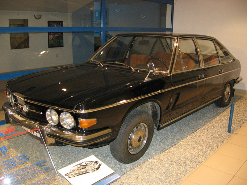 1969 Tatra 613 Vignale