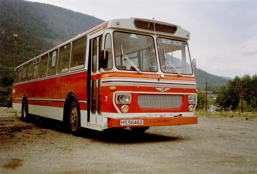 1969 Volvo B57 - Larvik