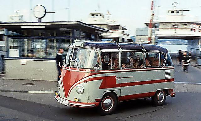 1969 VW T1 Auwärter Carlux