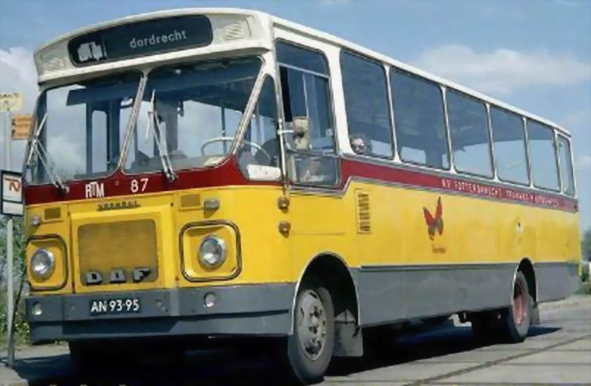 1970 DAF, RTW Verheul