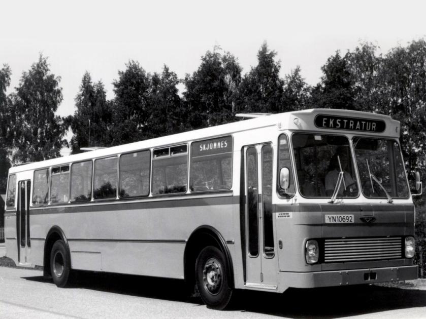 1971 VBK Scania BF80 '1971