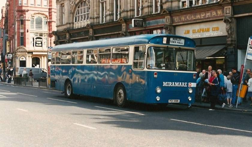 1972 AEC Swift with Willowbrook body