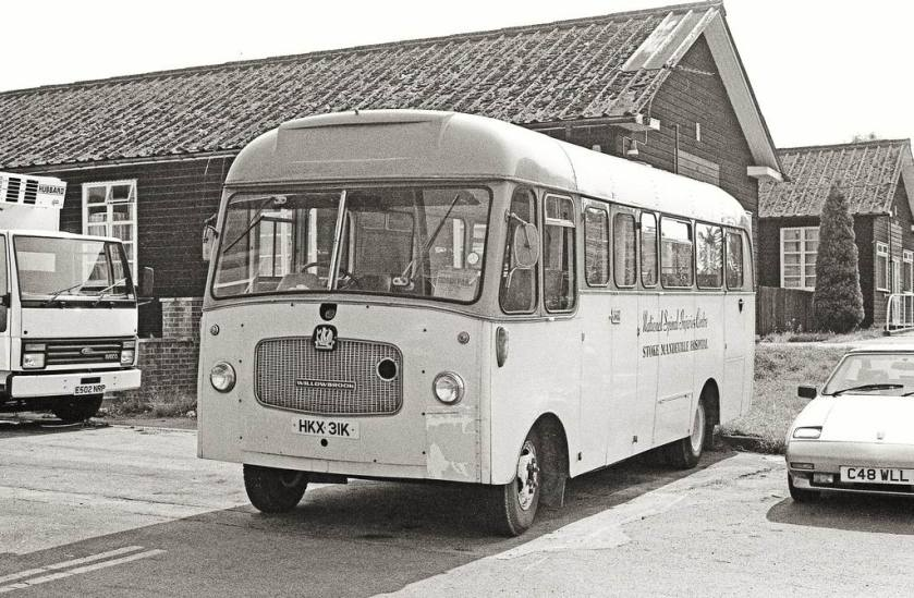 1972 Bedford VAS-Willowbrook
