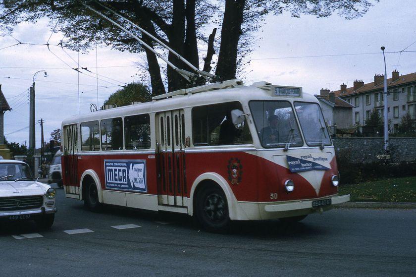 1972 Vetra CB 60 à Limoges