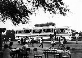 1973 Volvo Coach Bolivia