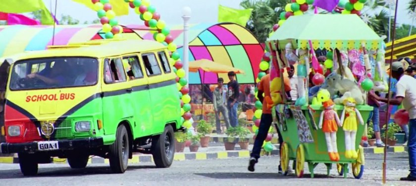 1974 Bajaj-Tempo Matador
