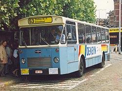 1975-76 Van Hool-Fiat 409AU95