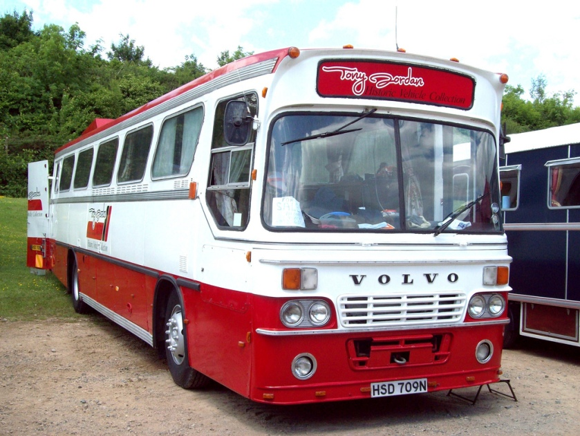 1975 Volvo Coach Engine 8600cc