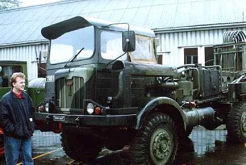 1976 Thornycroft Nubian TFB-B81trr