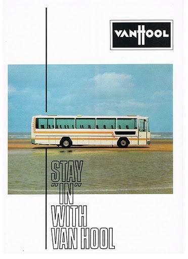 1976 VAN HOOL 440-serie