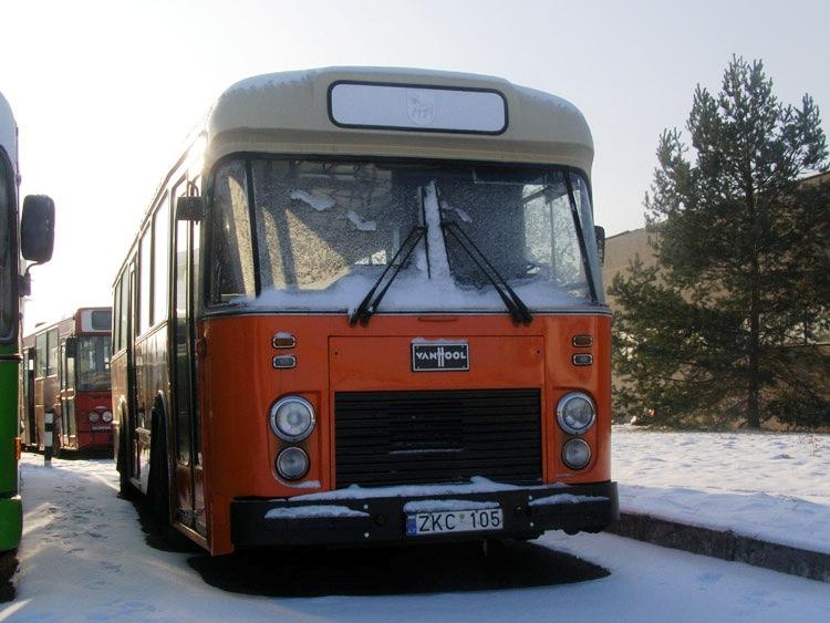 1976 Van Hool A124  Litouwen