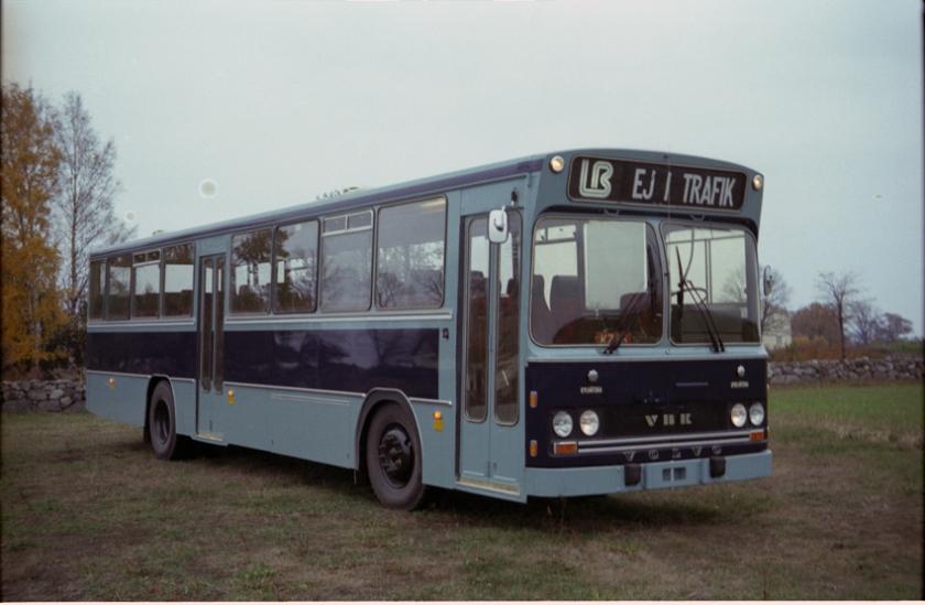 1976 VOLVO VBK