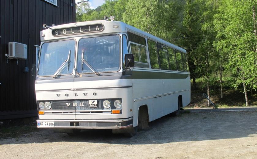1977 Volvo B609 - VBK