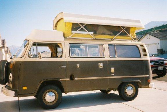 1978 Volkswagen camperbus