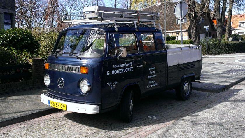 1978 Volkswagen_Transporter_Pickup_(T2)