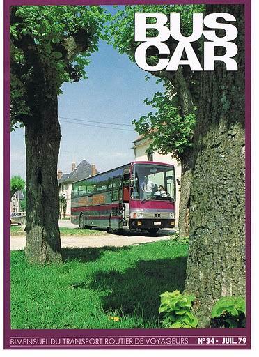 1979 VAN HOOL BUS CAR