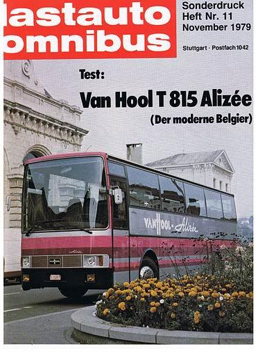 1979 VAN HOOL Elizee B7CF