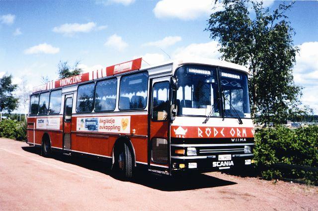 1980 Scania BR86S 63AA-AD90 Wiima AL9605