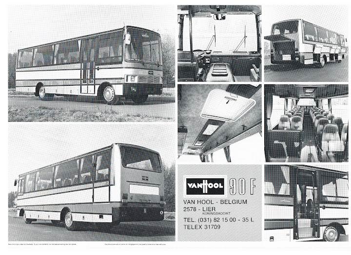 1980 VAN HOOL 90F