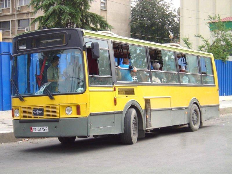 1980 VAN HOOL AU138
