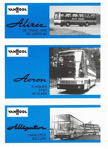 1980 VAN HOOL T815Al+Acr+TG821