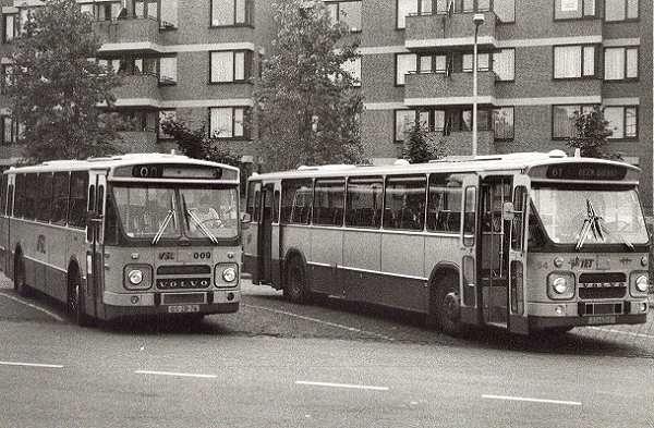 1980 Volvo B58 van VSL met carrosserie van Hainje