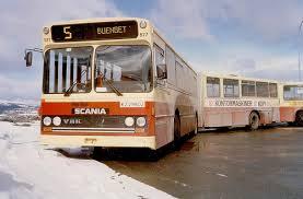 1981 Scania BR112 - VBK 1981 (Stig Baumeyer) T